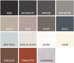 nuancier peinture facade exterieure lasure béton colorée pour sols intérieurs béton ciré guard color