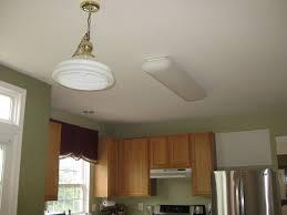 wonderful kitchen fluorescent light fixture for interior