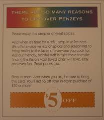 Coupon Penzeys - Long Haul Deals November The Ceo Who Called Trump A Racist And Sold Lot Of Tanger Hours Myrtle Beach Miromar Outlet Center Estero Fl Why I Only Use Penzeys Spices Antijune Cleaver Embrace Hope Springeaster Mini Gift Box Offer Spices Rv Rental Deals 2 Free Jars Arizona Dreaming Spice At Stores Penzeys Mini Soul Box Yoox Promo Codes Active Deals Scott Coupons By Mail No Surveys Coupon Clipping Service 20 Coupon For Shutterfly Knucklebonz Free Shipping Marley Lilly Target Code July 2018