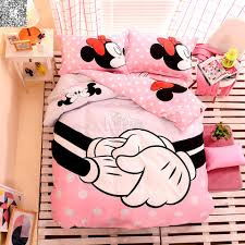 Mickey Mouse Queen Size Bedding by Photo Album Mickey And Minnie Bed Set All Can Download All Guide
