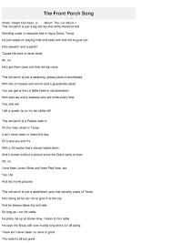The Front Porch Song Lyrics Robert Earl Keen Jr
