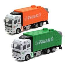 Garbage Truck Trash Bin 1:32 Scale Car Model Diecast Gift Toy ... Green Kids Garbage Waste Rubbish Truck Toy Recycle Vehicle Trash Can Light Sound Friction Young Minds Toys The Top 15 Coolest For Sale In 2017 And Which Is Amazoncom Wvol Powered With Lights Cheap Pack Find Deals On Line At Kawo Original Children Sanitation Trucks Car Model Other Radio Control Bruder Scania Rseries Orange Garbage Truck Toy 143 Scale Metal Diecast Recycling Clean 11 Cool For Colored Bins And Stock Photo Image Of Pump Action Air Series Brands Products
