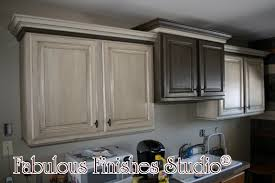 Paint Your Oak Cabinets These Customers Did And A MUST SEE Brick