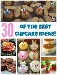 Over 30 Of The BEST Cupcake Ideas
