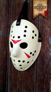 Jason Voorhees Pumpkin Stencil Free by Gold Vintage Party Masks Delicated Jason Voorhees Freddy Hockey