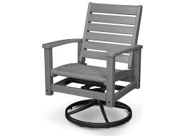 POLYWOOD® Signature Recycled Plastic Swivel Rocker Chair Vermont Porch Rocker Gastonville Classic Rocking Chair Allweather Outdoor Polywood Jefferson Plowhearth South Beach Sbr16 Wine Barrel Free Shipping Ecr16wh White Long Island The Complete Guide To Buying A Blog Poly Bent Back Green Projects Salvations Auction Fniture Art Made Endless Rocking Chair