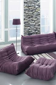 Poundex Bobkona Sectional Sofaottoman by 15 Best Purple Sectional Sofa Images On Pinterest Purple Couch