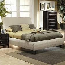 Amazon Upholstered King Headboard by Amazon Com Coaster Home Furnishings Phoenix Modern Transitional