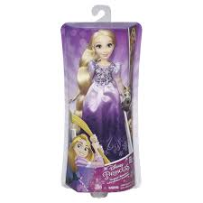Fisher Price Little People Disney Princess Rapunzel Figure Holding