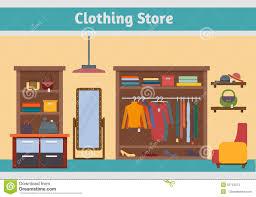Man And Woman Clothes Shop Boutique Shopping Fashion