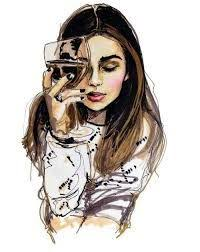 Image Result For Girl Fashion Drawing Tumblr