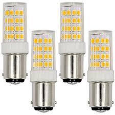 bonlux 120v 6w ba15d dimmable led light bulb 50w equivalent