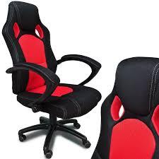 siege bureau baquet fauteuil de bureau et noir en sport achat vente