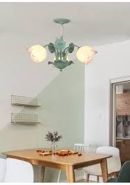 nordic lotus kronleuchter beleuchtung wohnzimmer esszimmer