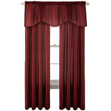 Bali Curtain Rods Jcpenney by Discount Window Treatments Clearance Curtains Jcpenney With Regard