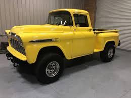 100 Classic Chevy Truck For Sale 1959 Chevrolet Apache Custom 4x4 350 V8