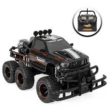 100 Rc Model Trucks Gizmo Toy IBOT Remote Control Off Road Racing Car RC Monster Truck