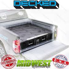 Details About Decked Truck Bed Storage System Fits 07-18 Chevy Silverado  GMC Sierra 5'8