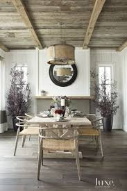 Inspired By Napa Valley Gave A Familys Newport Beach Home Modern Farmhouse Style Tongue And Groove Ceiling In The Living Room Where Glass Front