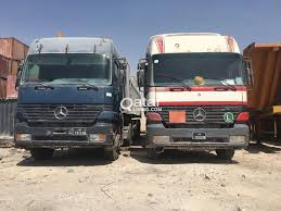 100 For Sale Truck MERCEDES ACTROS TRUCKS FOR SALE HEAD ONLY Qatar Living