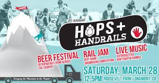 Hops Handrails 2015 Beer Fest & Rail Jam