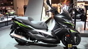 2018 Kawasaki J125 Scooter