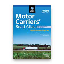 100 Atlas Trucking Rand McNally Motor Carriers Road