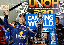 Kyle Busch Puts On Clinic To Score Fifth Truck Series Win At ...
