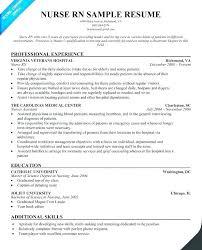 Nursing Home Resume Objective Examples New Grad Download Nurse