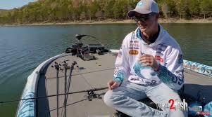 Zoom Super Fluke Fishing Tips From Bassmaster Classic Champion Casey Ashley