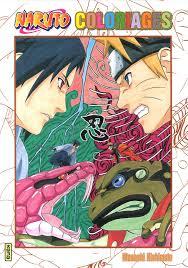 Naruto Coloriages Tome 1 Amazonfr Masashi Kishimoto Livres