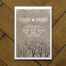 Winter Wedding Invitations Is One Of The Best Idea To Make Your Own Invitation Design 4