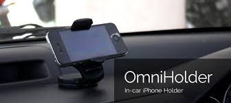 OmniHolder In Car iPhone Holder Affordable High grade Car Mount