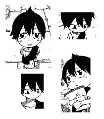 Child Zeref Fairy Tail Chapter 436