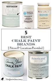 Chalk Paint Colors For Cabinets by Best 25 Chalk Paint Brands Ideas On Pinterest Shabby Chic