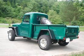 Pin 1951 Willys Pickup Parts Images To Pinterest