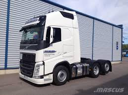 100 Volvo Truck Usa FH 6x2 Vetoauto Takateli ADR Tractor Units For Rent Year