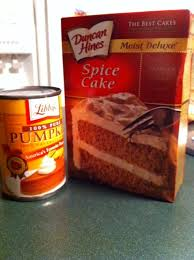 Cake Mix And Pumpkin Puree Muffins by Easy Pumpkin Muffins Ordering Disorder Work It Mom