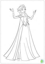 Free Disney Princess Coloring Pages Frozen Elsa At 97 Best Sheets Images On Pinterest