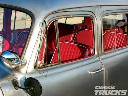 100 Chevy Truck Door Panels 1953 Custom Panel 63 Bench Seat