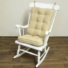Glider Rocking Chair Cushions For Nursery by Wooden Rocking Chair Cushions Glider Rocking Chairs For Nursery