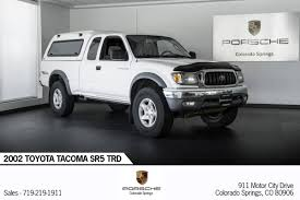 2002 Toyota Tacoma For Sale #2013331 - Hemmings Motor News