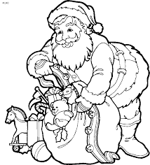 Christmas Coloring Pages Top 20