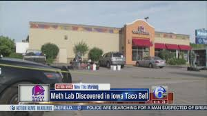 Suspects Planned To Cook Meth At Taco Bell, Police Say | 6abc.com
