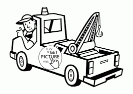 100 Coloring Pages Of Trucks Magic Colouring Truck 59 Transportation Printable