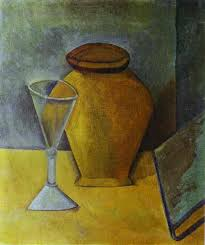 Picasso Still Life With Chair Caning Analysis by Pablo Picasso Cubism