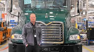 100 Mack Trucks Macungie Meet The Straightfaced Swede Who Is Helping Transform S Lower
