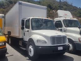 2012 HINO 268A BOX VAN TRUCK FOR SALE #AQ-2083