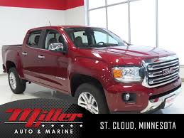 New 2018 GMC Canyon SLT 4D Crew Cab In St. Cloud #30518 | Miller ... New 2017 Gmc Canyon 2wd Sle Extended Cab Pickup In Clarksville San Benito Tx Gillman Chevrolet Buick 2018 Sle1 4d Crew Oklahoma City 16217 Allnew Brings Safety Firsts To Midsize Truck Used 2016 All Terrain 4x4 V6 4wd Slt Fremont 2g18065 Sid Small Roseville Marine Blue For Sale 280036 Spadoni Leasing Short Box Denali Speed Xl Chevy Colorado Or Mid Body Line Door For Roswell Ga 2380134