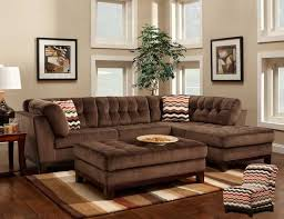 Dark Brown Couch Decorating Ideas by Chocolate Brown Sofa Decorating Ideas